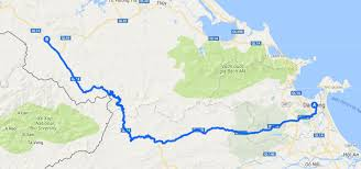 Lan Route Map by Vietnam Routes And Maps By Motorbike Tigitmotorbikes