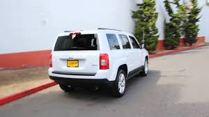 white jeep patriot 2016 2016 jeep patriot latitude bright white gd502504 redmond