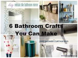bathroom craft ideas 28 images 12 diy bathroom ideas home and