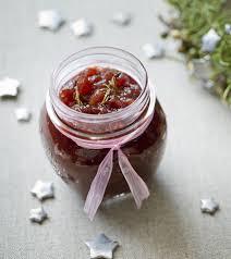 thermomix geschenke aus der küche cranberry rosmarin chutney aus dem thermomix rezept portal
