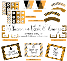 happy halloween banner free printable blog