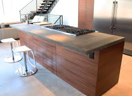 kitchen make your own concrete countertop concrete sink faux