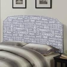 upholstered headboard beds u0026 headboards bedroom furniture