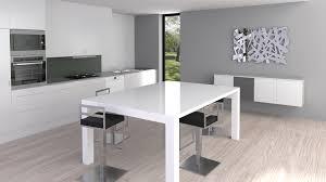 Table A Manger A Rallonge by Indogate Com Salle A Manger Blanc Laque Belgique