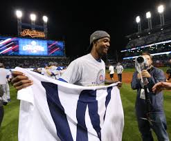 Cubs Lose Flag Memory Of Best Friend Inspired Carl Edwards Jr U2014 Especially In