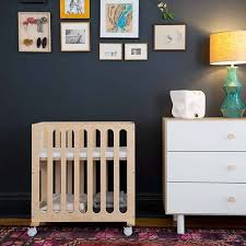 Bassinet Converts To Crib Fawn Crib And Bassinet System Oeuf Llc