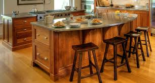 breathtaking kitchen island with breakfast bar designs and with