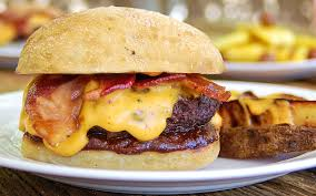 10 gourmet burgers that u0027ll rock your summer grill menu