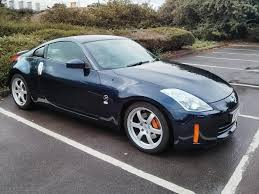 nissan 350z years to avoid reduced 2007 57 uk 350z 313 hr gt coupe night blue frost