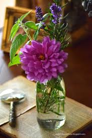 Arrangments by Using Herbs In Flower Arrangements A Little Claireification