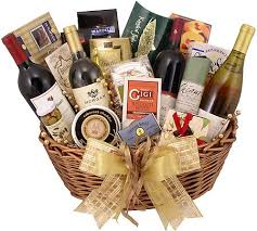 wine and gift baskets wine gift basket spectacular