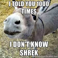 Funny Donkey Memes - 35 most funniest donkey meme pictures and photos