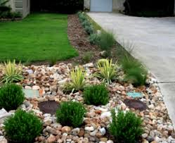 front yard rock garden landscaping rocky will please your and