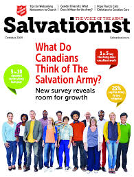 salvation army canada 2015 back issues