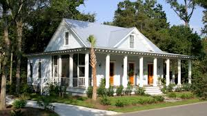 southern living cottages small cottage house plans one story low