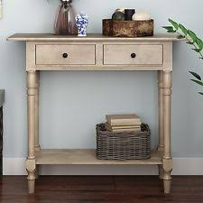 rectangle shabby chic console tables ebay