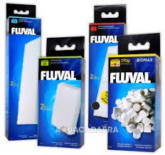 fluval filter u media foam carbon pad biomax u2 u3 u4 aquarium