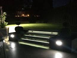 color changing waterproof strip lights for outdoor landscape lighting
