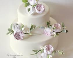 wedding cake flowers white cake topper flower cake topper wedding cake flower