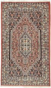 Bidjar Persian Rug Peach 3 U0027 4 X 5 U0027 7 Bidjar Persian Rug Persian Rugs Esalerugs