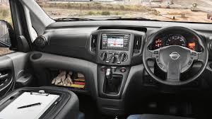 design nissan nv200 van commercial vehicle nissan