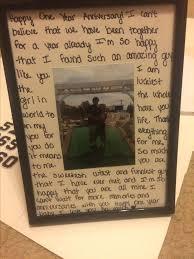 1 year anniversary gift boyfriend anniversary gifts ezpass club