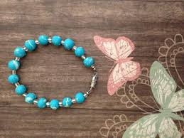 flower beads bracelet images Fresh flower preservation part 2 memorial flower beads jpg