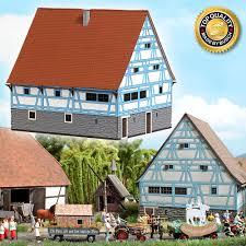 Bauernhaus Busch Modellbau Automodelle Spiel Und Bastelmaterial