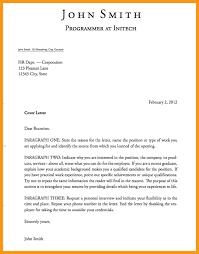 proper resume cover letter format standard cover letter format proper resume for shalomhouse us