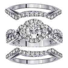 bridal ring set bridal jewelry sets shop the best wedding ring sets deals for