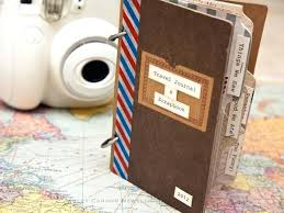 Monogrammed Scrapbook This Good Back Project Monogrammed Notebooks Make Just