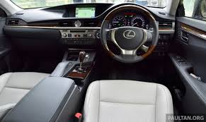 lexus es price malaysian review 2013 lexus es250 and es300h sampled clublexus