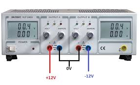 Dc Bench Power Supplies - voltage dual polarity 12v from a bench power supply