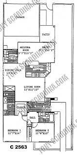 corte bella floor plans c2563 s