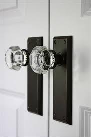 coloured glass door knobs beautiful red glass door knob contemporary home design ideas