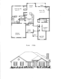 rectangle house plans one story 100 open floor plan ranch homes apartments house plans open