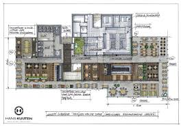 restaurant layouts floor plans hans kuijten projecten dining pinterest restaurants