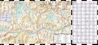 Assisi Italy Map by Streetwise Umbria Map Laminated Road Map Of Umbria Italy