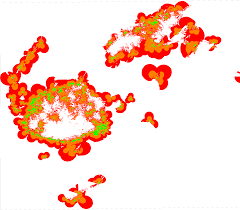 Internet Coverage Map Vodafone Fiji Coveragemap3g