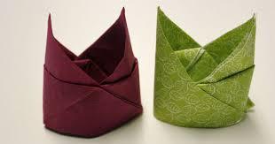 weihnachtsservietten falten servietten falten effektvolle tischdeko schnell bis edel