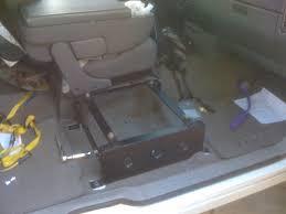 nissan titan forum view single post fs custom seat mounts for