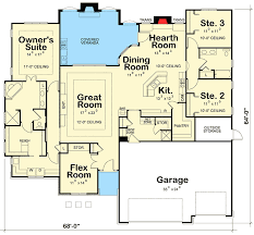 european floor plans european house plan with lots of options 42386db architectural