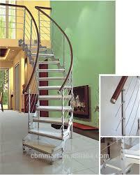 new design spiral stairs prefabricated spiral stairs indoor spiral