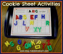 the cookie sheet challenge make take u0026 teach