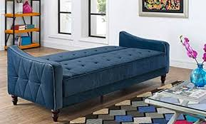 Tufted Vintage Sofa Vintage Tufted Sofa In The Form Of A Futon