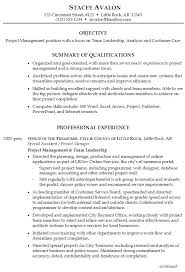 A Example Of A Resume by Best 10 Project Manager Cover Letter Ideas On Pinterest Cover