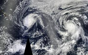 why hurricanes are so rare in hawaii climate central