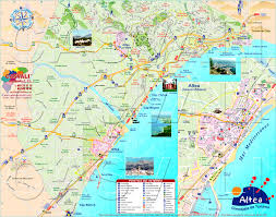 Port Of Spain Map by Altea Altea Map