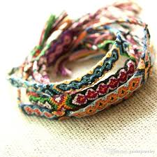 hand woven bracelet images Ethnic bracelets for women and men nepal 1cm friendship bracelets jpg
