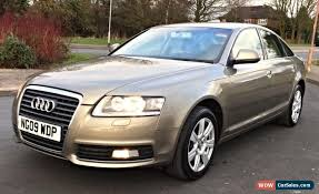 audi a6 2009 for sale 2009 audi a6 for sale in united kingdom